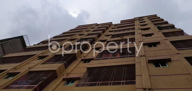 3 Bedroom Apartment for Sale in Badda, Dhaka - In The Beautiful Neighborhood In Badda A Flat Is Up For Sale