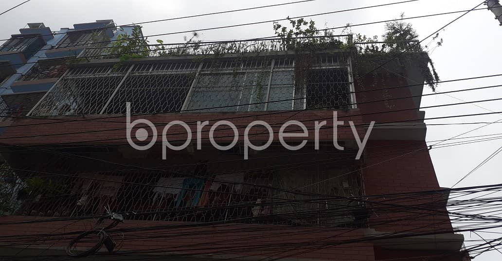 A Single Room Of 300 Sq Ft Is Ready To Rent In Circular Road, Dhanmondi
