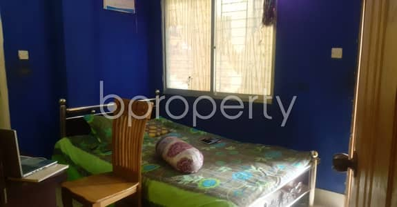 3 Bedroom Flat for Sale in Bangshal, Dhaka - Built with modern amenities, check this flat for sale which is 1100 SQ FT in Bangshal