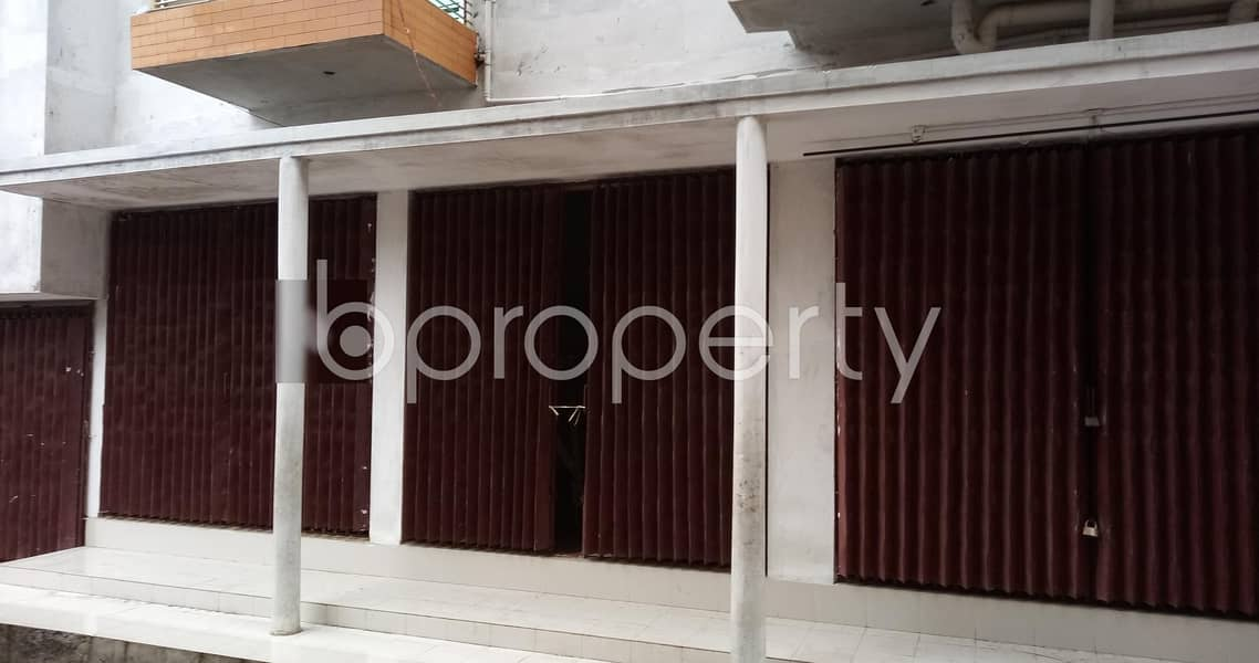280 Sq Ft Commercial Shop At Baluchara Is To Rent