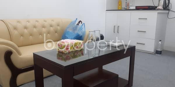 বিক্রয়ের জন্য BAYUT_ONLYএর ফ্ল্যাট - বসুন্ধরা আর-এ, ঢাকা - 375 Square Feet Full Furnished Residential Apartment For Sale At Bashundhara R-A