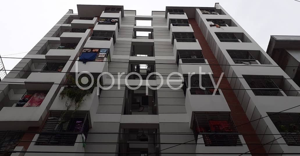 A Nice Apartment Of 1200 Sq Ft Is To Rent In North Road