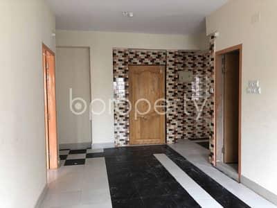 2 Bedroom Apartment for Rent in Aftab Nagar, Dhaka - Residential Inside