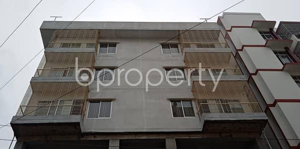 1 Bedroom Flat for Rent in Aftab Nagar, Dhaka - Great Location! Check Out This 1 Bedroom Flat For Rent In Aftab Nagar