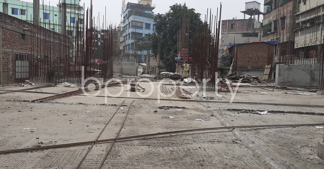 A Flat Is Now For Sale Which Is In Jatra Bari Near Al-karim General Hospital Limited