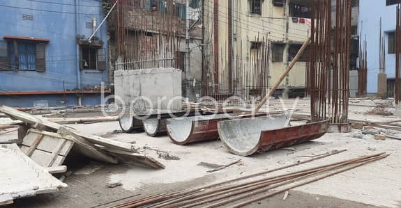 Flat For Sale In Jatra Bari Near Al-karim General Hospital Limited