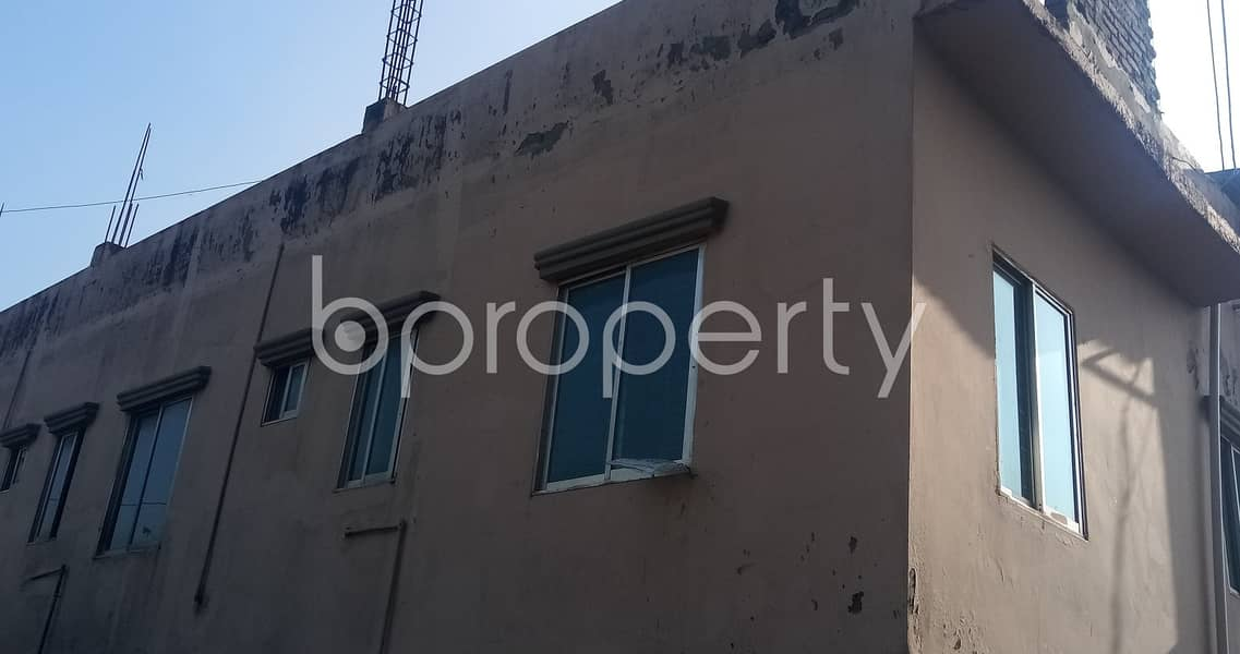3600 Sq Ft Residential Building For Sale In Nayatola, Maghbazar