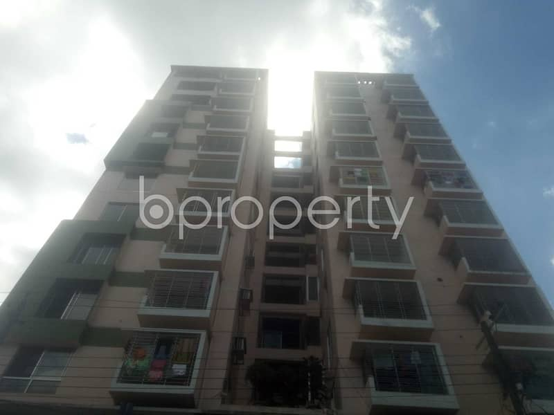 At Shahi Eidgah 1504 Sq Ft -3 Bedroom An Amazing Flat Is Available For Sale .