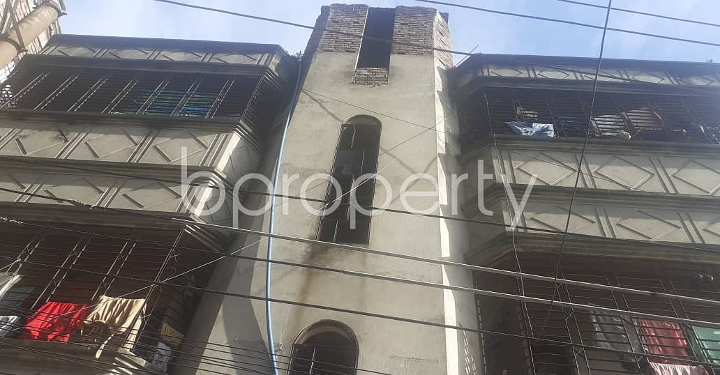 Residential Building Of 5400 Sq Ft Is Waiting For Sale At Notun Jurain, Shyampur