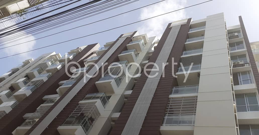 A well-featured rental 1920 SQ FT residential property is ready for you to own at Khulshi