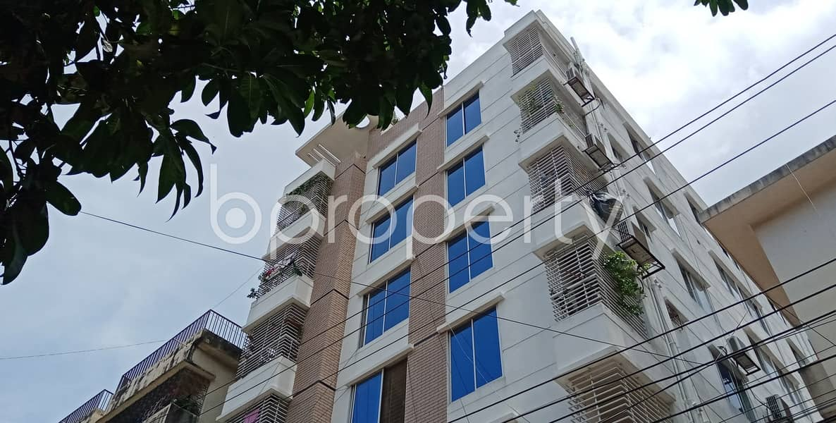 This suitable 1400 SQ FT residential home is waiting to get rented at Halishahar