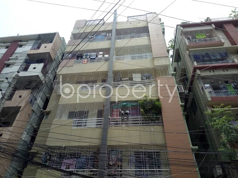 Grab This 900 Sq Ft Ready Flat For Rent In Uttara