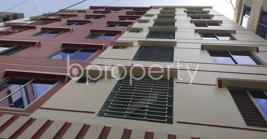 Be the awaited tenant of a 1200 SQ FT residential flat waiting to get rented at 9 No. North Pahartali Ward