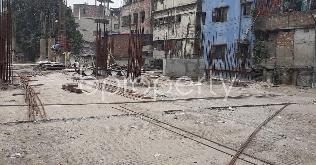A Flat Can Be Found In Jatra Bari For Sale, Near Al-karim General Hospital Limited