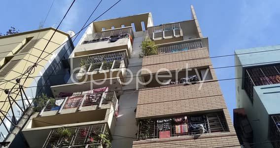 2 Bedroom Flat for Rent in Mohammadpur, Dhaka - A calming 750 SQ FT home is up at Mohammadpur at a very low price
