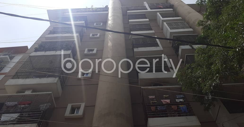 1200 Sq Ft Apartment Is Up For Rent In Dakshin Khan