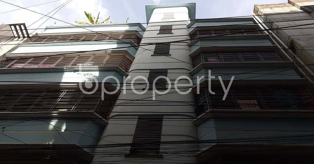 Ready flat 650 SQ FT is now to Rent in Kathalbagan