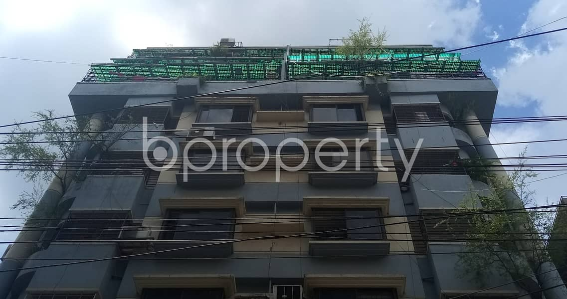 Ready 1600 SQ FT beautifully built apartment is now to Rent in Kalabagan