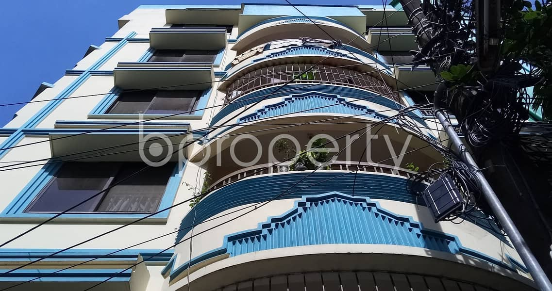 At Chandgong R/a 900 Sq Ft Apartment To Rent