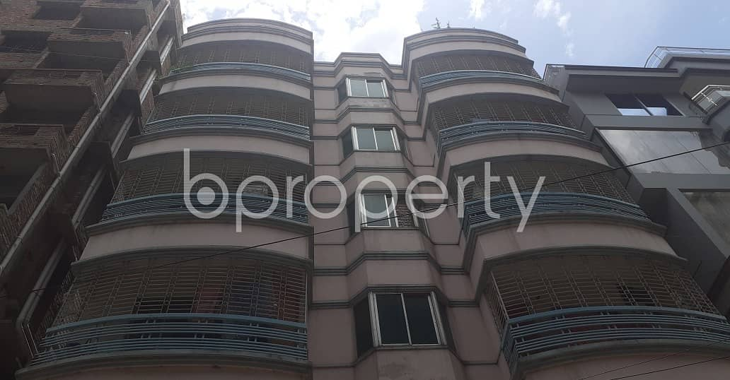 800 Square Feet Apartment Is Ready For Rent In Uttara