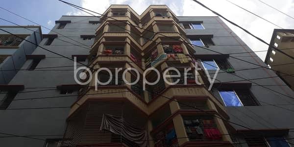 বিক্রয়ের জন্য BAYUT_ONLYএর অ্যাপার্টমেন্ট - কালাচাঁদপুর, ঢাকা - 1050 Sq Ft Flat Is Ready For Sale In Kalachandpur