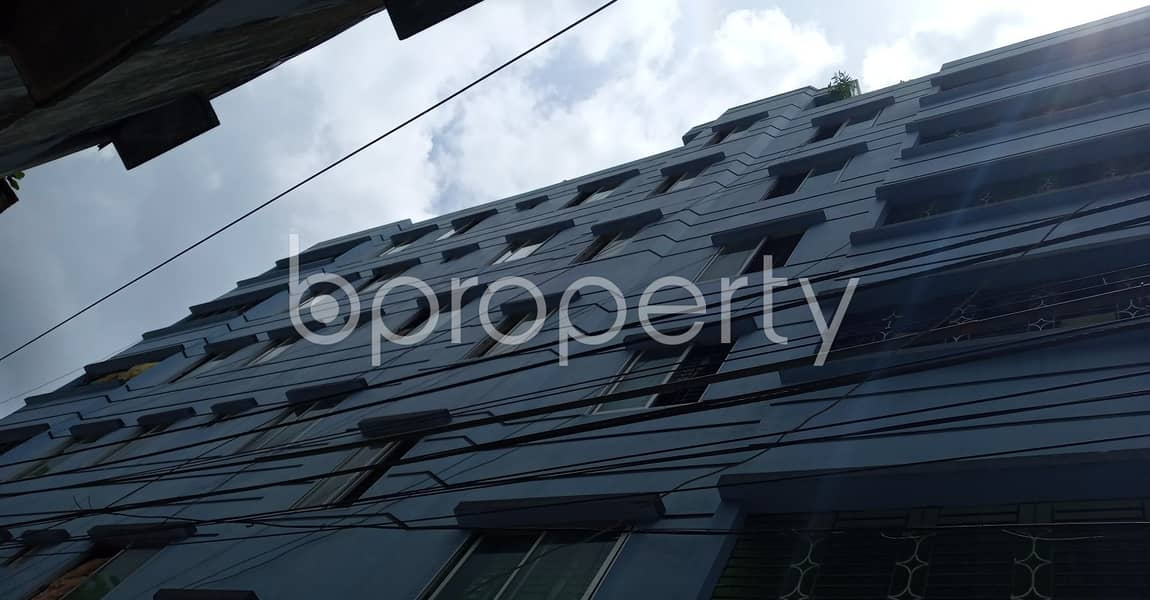 A 850 Sq Ft Flat Is Up For Rent In A Well Secured Location Of Green Valley R/a