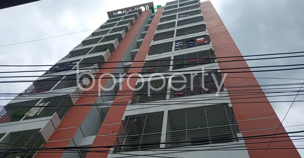 Beautiful Flat Of 1400 Sq Ft Is Vacant Right Now For Rental Purpose In South Kattali