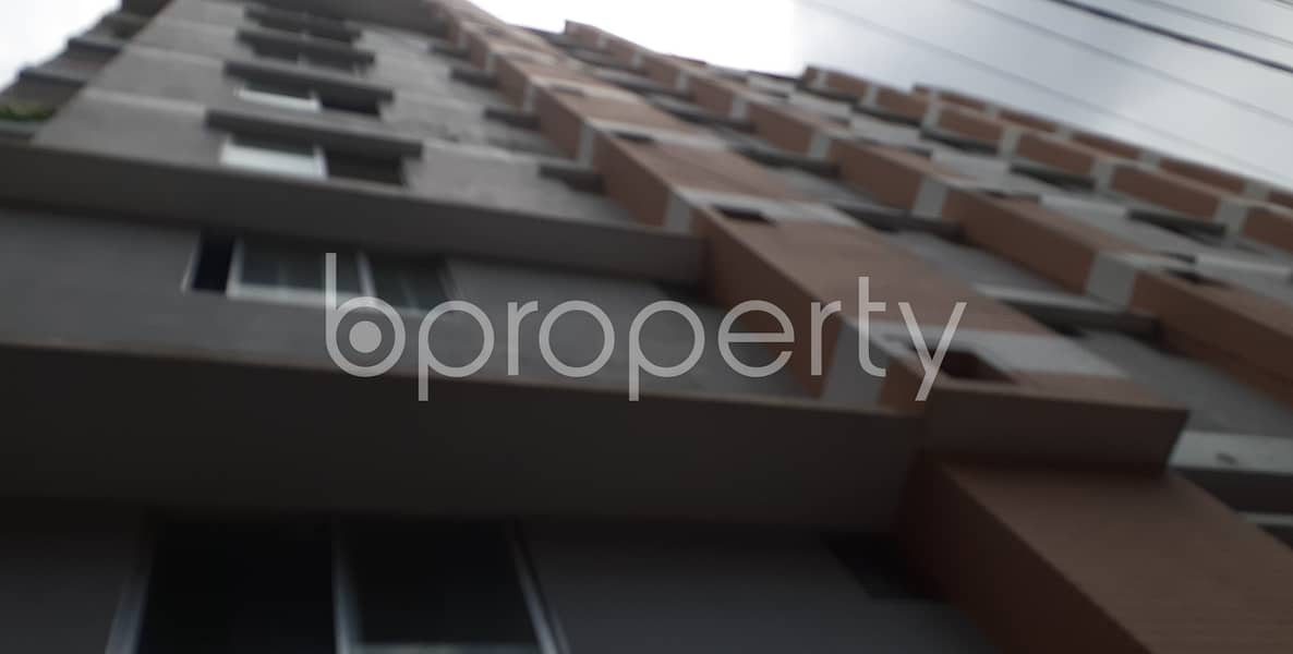 Covering 1200 Sq Ft Space A Nice Flat Is Ready To Rent In Nandan Kanan