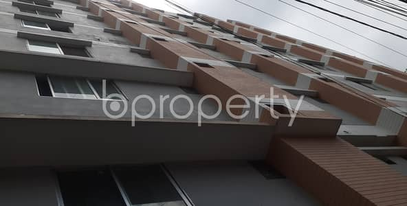 3 Bedroom Apartment for Rent in 22 No. Enayet Bazaar Ward, Chattogram - Suitable For Family Living A 1200 Sq Ft Flat Is Available For Rent In Nandan Kanan