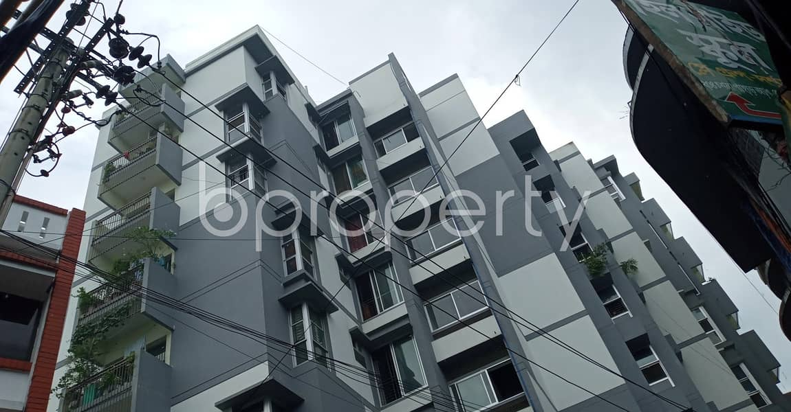 Visit This 930 Sq. Ft Apartment Up For Rent At Chasma Hill R/A .