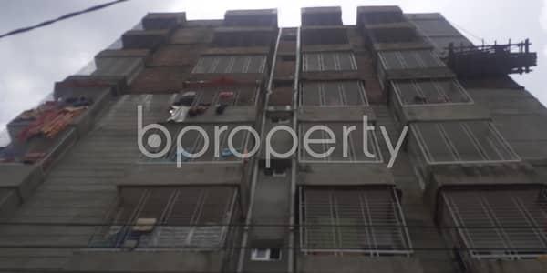 3 Bedroom Flat for Rent in Badda, Dhaka - Look At This Nice 1000 Sq Ft Flat Is Up For Rent At Jagannathpur Badda