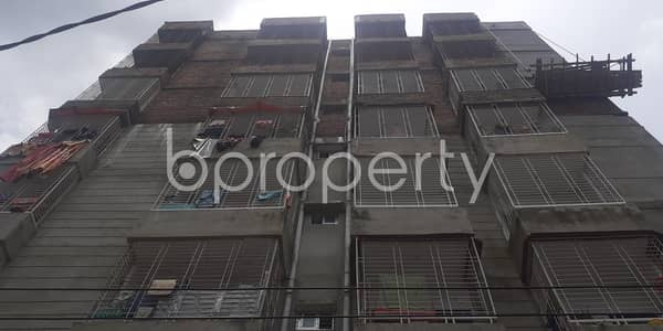 3 Bedroom Apartment for Rent in Badda, Dhaka - A Finely Built 1000 Sq Ft Flat Is Up For Rent In Jagannathpur