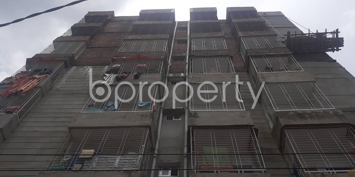 A Finely Built 1000 Sq Ft Flat Is Up For Rent In Jagannathpur