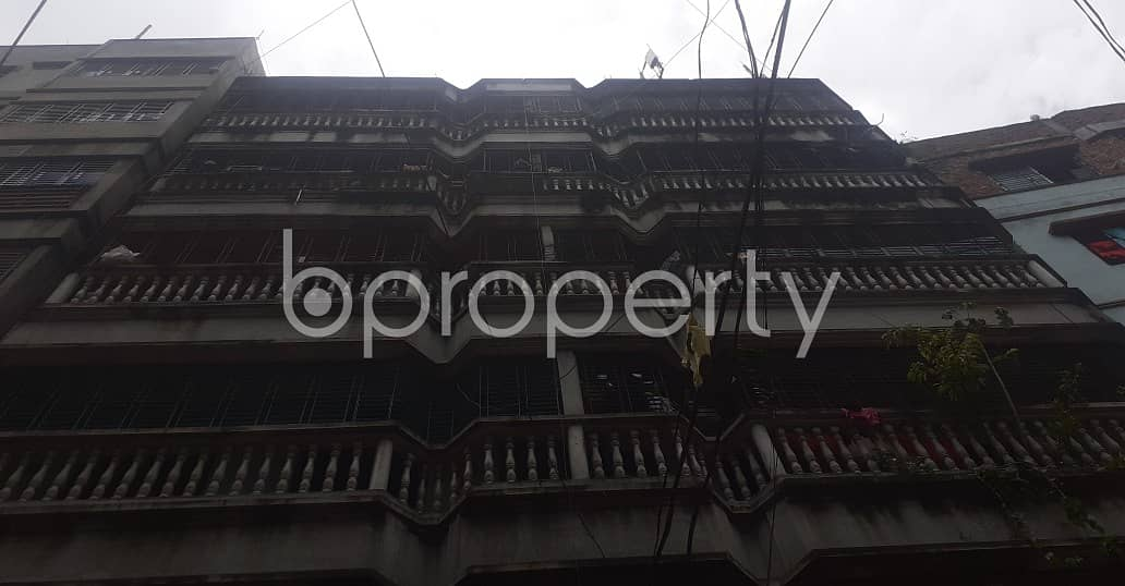 Wonderful Flat Of 1000 Sq Ft Is Available For Rent In Bangshal