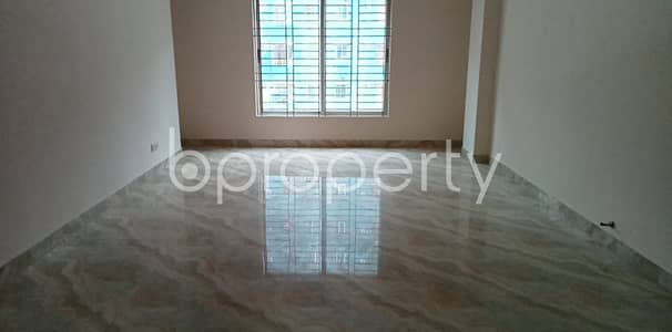 3 Bedroom Flat for Sale in Ibrahimpur, Dhaka - Well Developed 1630 Square Feet Apartment For Sale In North Ibrahimpur