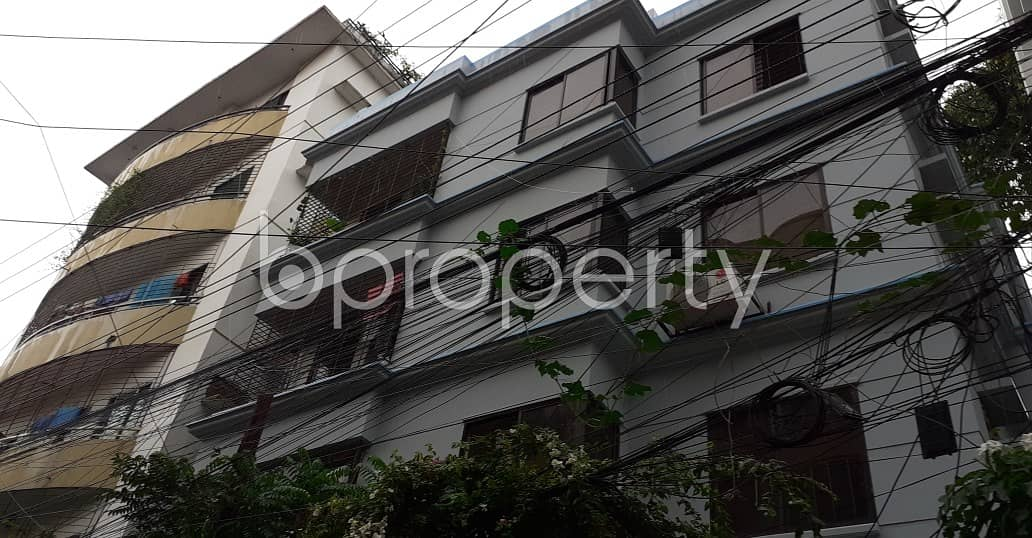 Affordable 900 Sq Ft Flat Is Up For Rent In Uttara