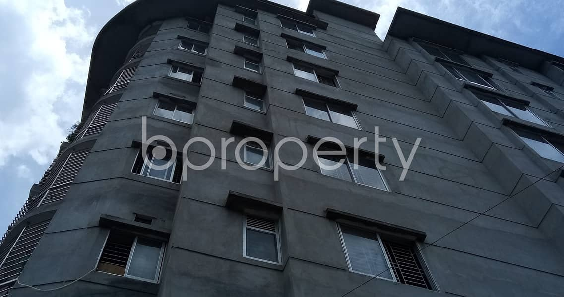 This 1000 Sq. Ft Apartment Up For Rent At West Kalachandpur.