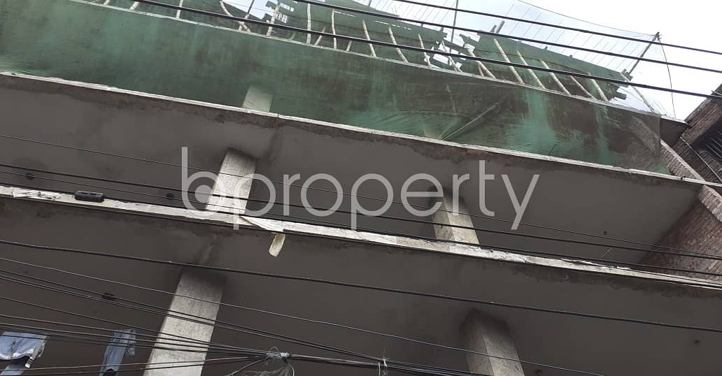 Find A Magnificently Structured Office For Sale Of A Size Of 4,320 Sq Ft That Is Placed Near Madina Jame Masjid In Jatra Bari