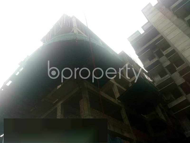 3 Bedroom Apartment Is Vacant For You In Rampura, Ready To Sale