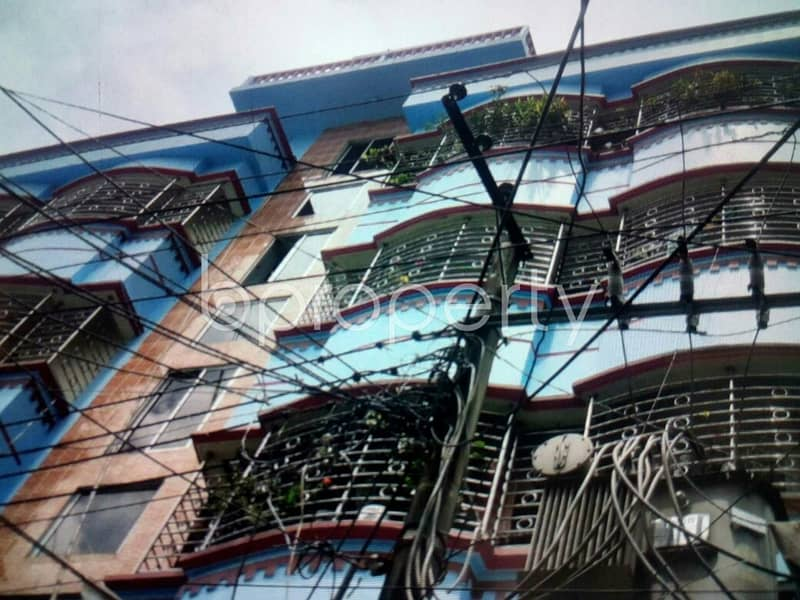 Affordable 950 Sq Ft Apartment For Rent In Double Mooring, Chattogram