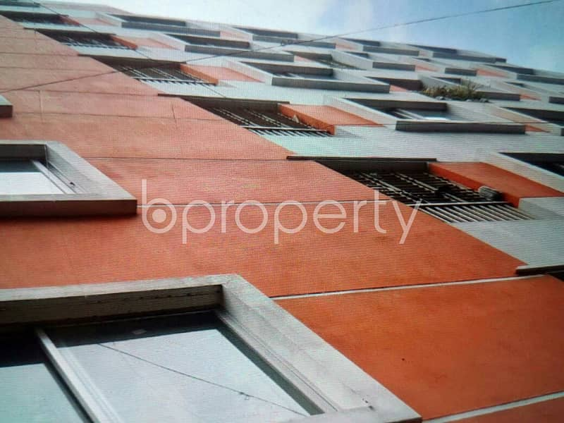 Residential Apartment Of 1050 Sq Ft Is Up For Rent In Double Mooring, Chattogram