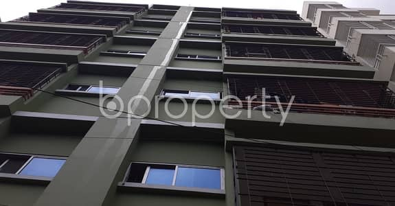 3 Bedroom Apartment for Rent in 9 No. North Pahartali Ward, Chattogram - Check This Flat In 9 No. North Pahartali Ward For Rent Which Is Ready To Move In