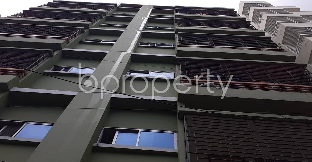 Check This Flat In 9 No. North Pahartali Ward For Rent Which Is Ready To Move In