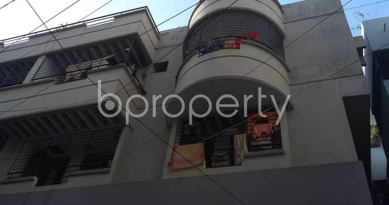 2 Bedroom Apartment for Rent in Mohammadpur, Dhaka - Convenient 800 Sq Ft Flat Is Now For Rent In Mohammadi Housing Ltd.