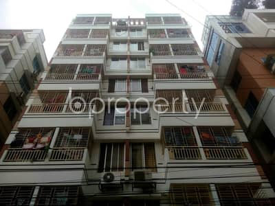 3 Bedroom Apartment for Rent in Aftab Nagar, Dhaka - Convenient 1150 Sq Ft Flat Is Now For Rent In Aftab Nagar