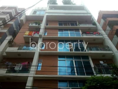 3 Bedroom Apartment for Rent in Aftab Nagar, Dhaka - Apartment Of 1200 Sq Ft For Rent In Aftab Nagar