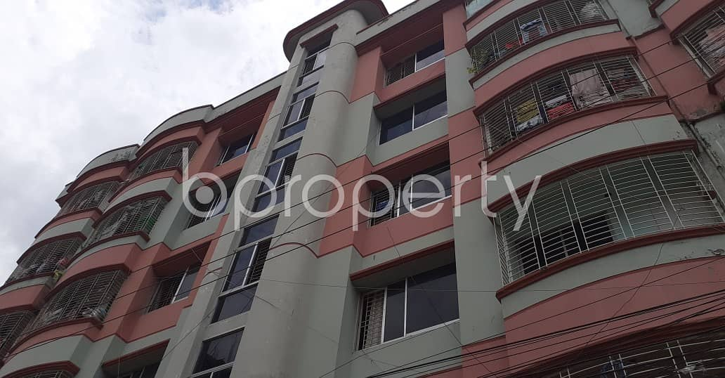 Nicely Planned 600 Sq Ft Flat Is Up For Rent In North Azampur
