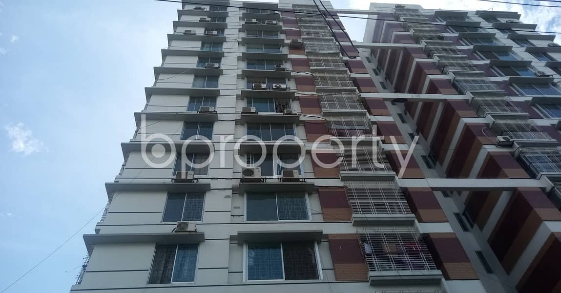This Gorgeous 2200 Sq Ft Apartment Comes At A Great Price For Rent At Mirpur DOHS