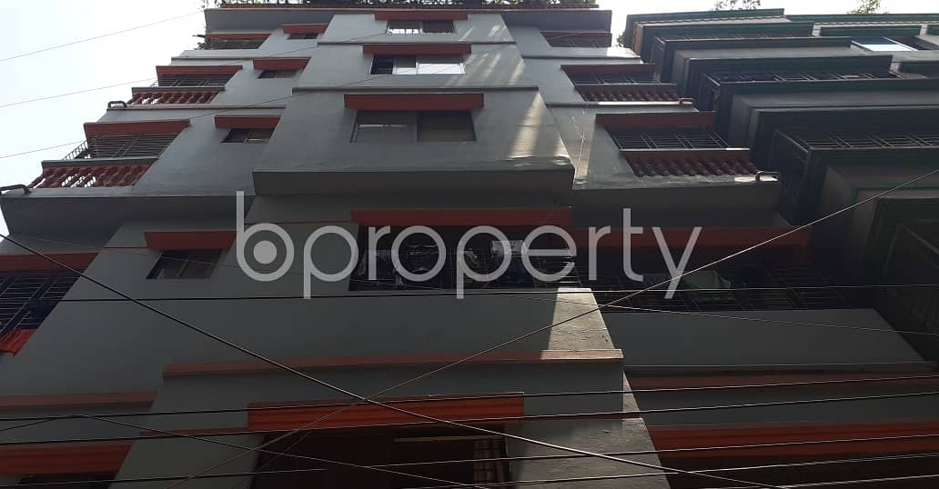 Grab This Lovely Flat Of 600 Sq Ft Is Up For Rent In Faydabad Before It's Rented Out