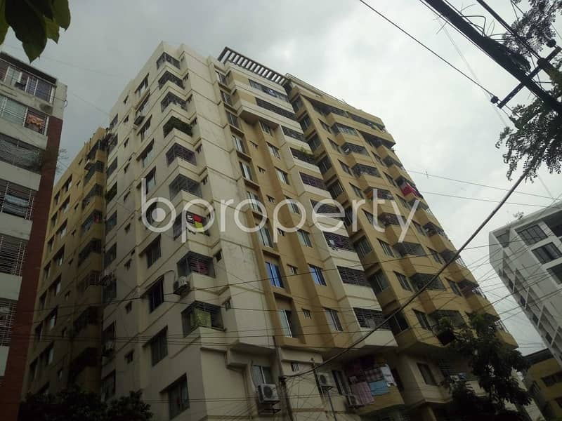 A Reasonable Apartment Of 1400 Sq Ft At 15 No. Bagmoniram Ward Is Waiting To Be Rented